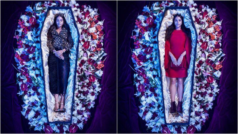 Мода за отвъдното или как да си красив в ковчега