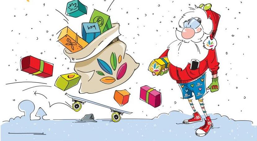 Дядо ти Кольо обяви победителите в играта за Коледния базар (ВИДЕО)