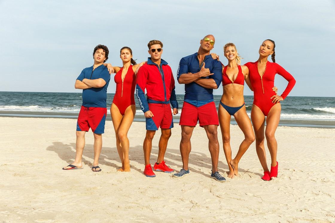 """Излезе първият трейлър на филма """"Спасители на плажа"""" (ВИДЕО)"""