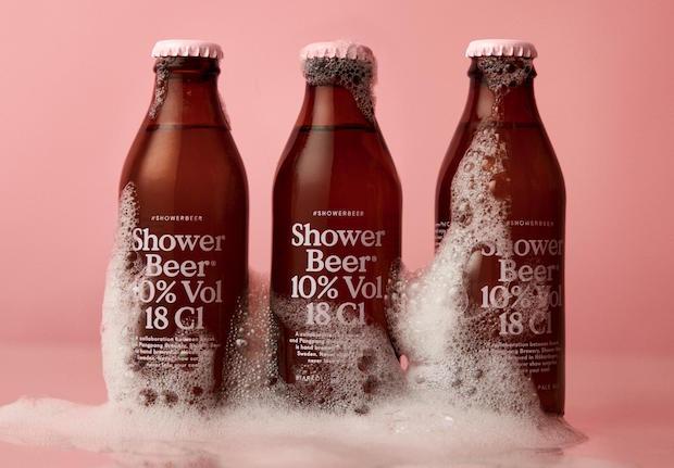 Уникално: Пуснаха бира за пиене в банята