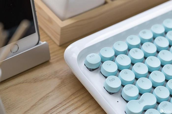 Клавиатурата, с която ще е грехота да чатиш на латиница (СНИМКИ)