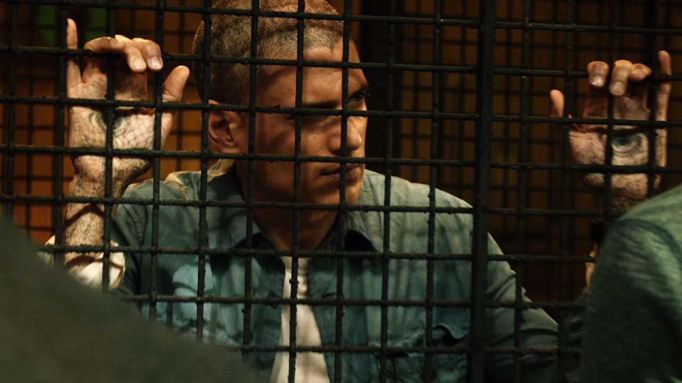 """Майкъл Скофийлд с нови татуси в трейлър 2 на """"Бягство от затвора"""""""
