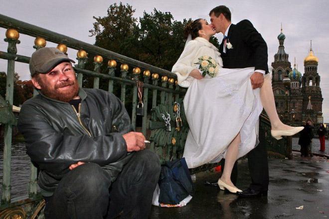 Багери, синки и фотошоп по сватбените снимки от Русия (РЕВЕШ)