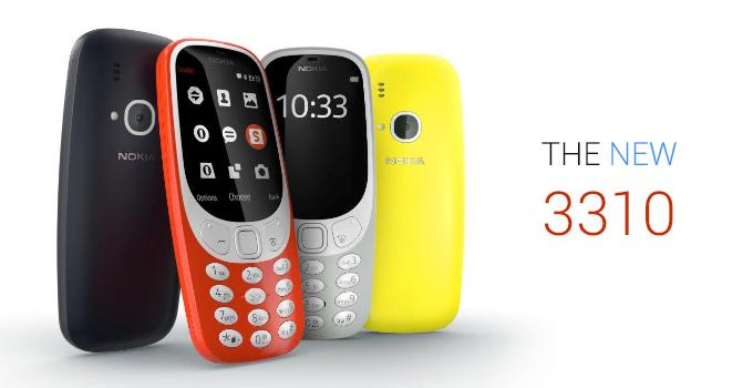 Новата Nokia 3310 е с цена от под 100 лева