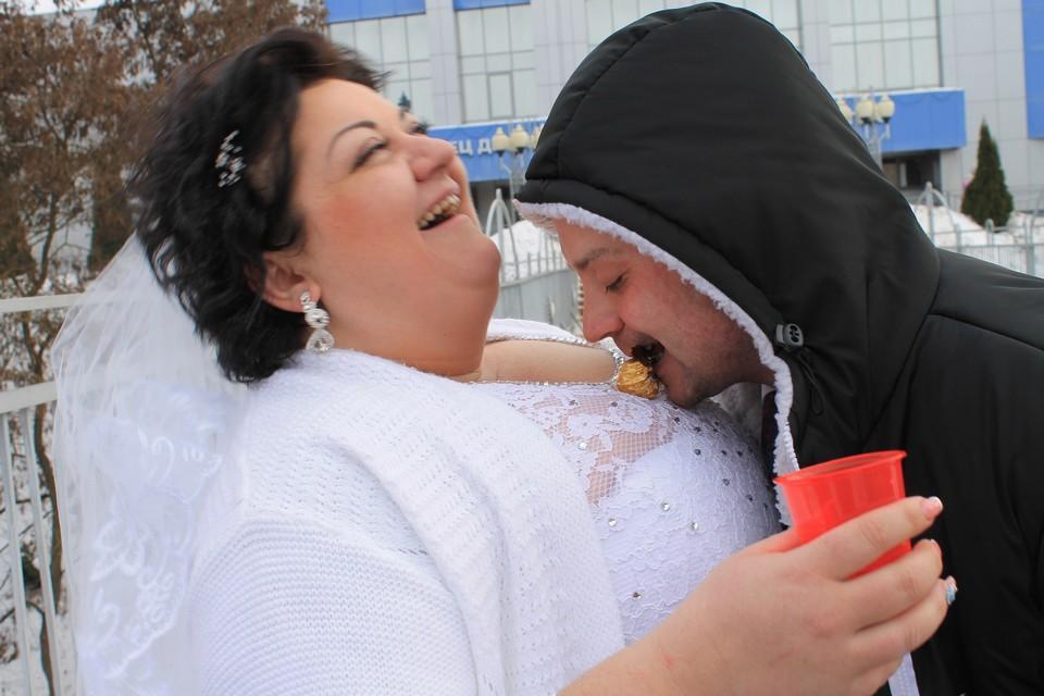 Фото шедьоври от руски сватби