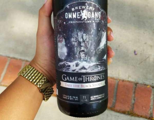 """Пускат бира """"Игра на тронове"""" по повод 7-ия сезон"""