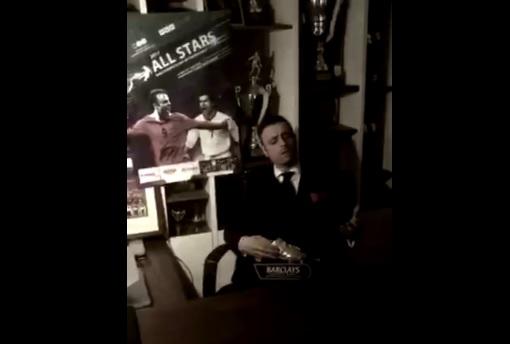 """Сцена за """"Оскар""""! Бербатов и дъщеря му Деа в сцена от """"Кръстникът"""" (ВИДЕО)"""