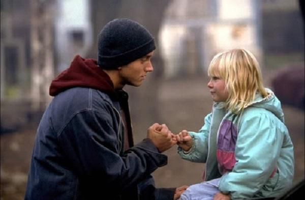 """Помниш ли малката сестричка на Еминем от """"8-та миля""""? (СНИМКИ)"""