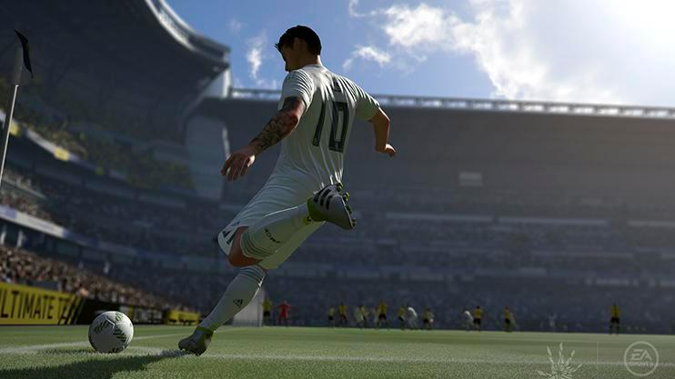 Виж кадри от FIFA 18 (ТРЕЙЛЪР)