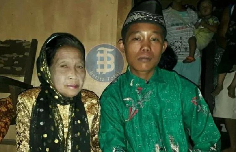 16-годишен се ожени за баба на 71 г. след заплаха за самоубийство