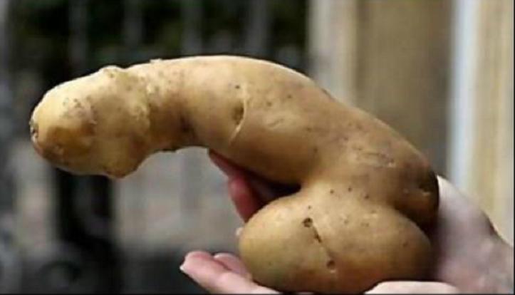 Колумбийка си набута картоф във вагината, той покълна