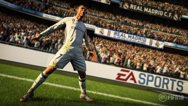 EA Sports пусна нов трейлър на FIFA 18 (ВИДЕО)