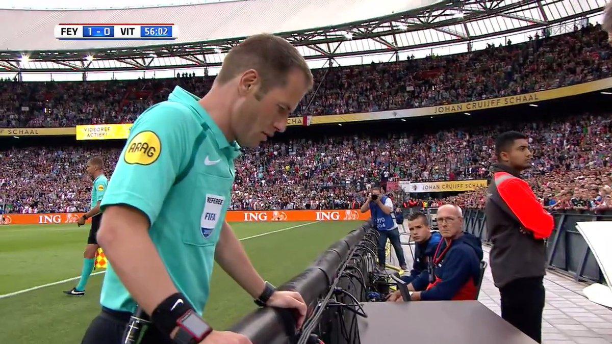 Модерен футбол: Вместо 2:0, съдия отмени гол, а резултатът стана 1:1 (ВИДЕО)