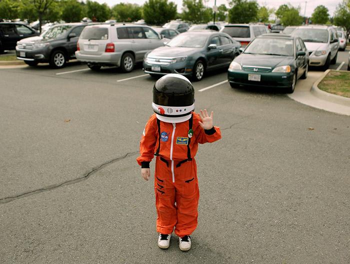 9-годишен кандидатства за обява на НАСА, получи отговор