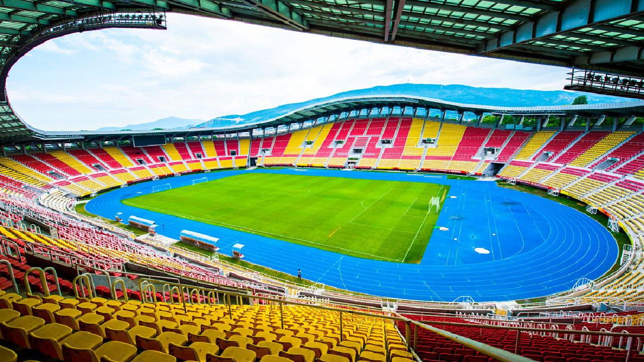 """""""Филип II"""" – стадионът, за който всички говорят"""