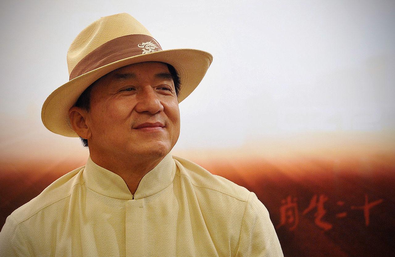 Джеки Чан снима филм за автомобили