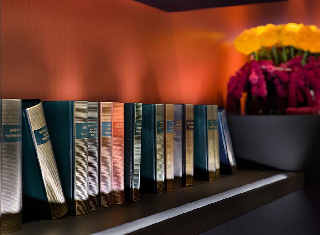 Хотелът, в който ще се влюбят всички любители на книгите