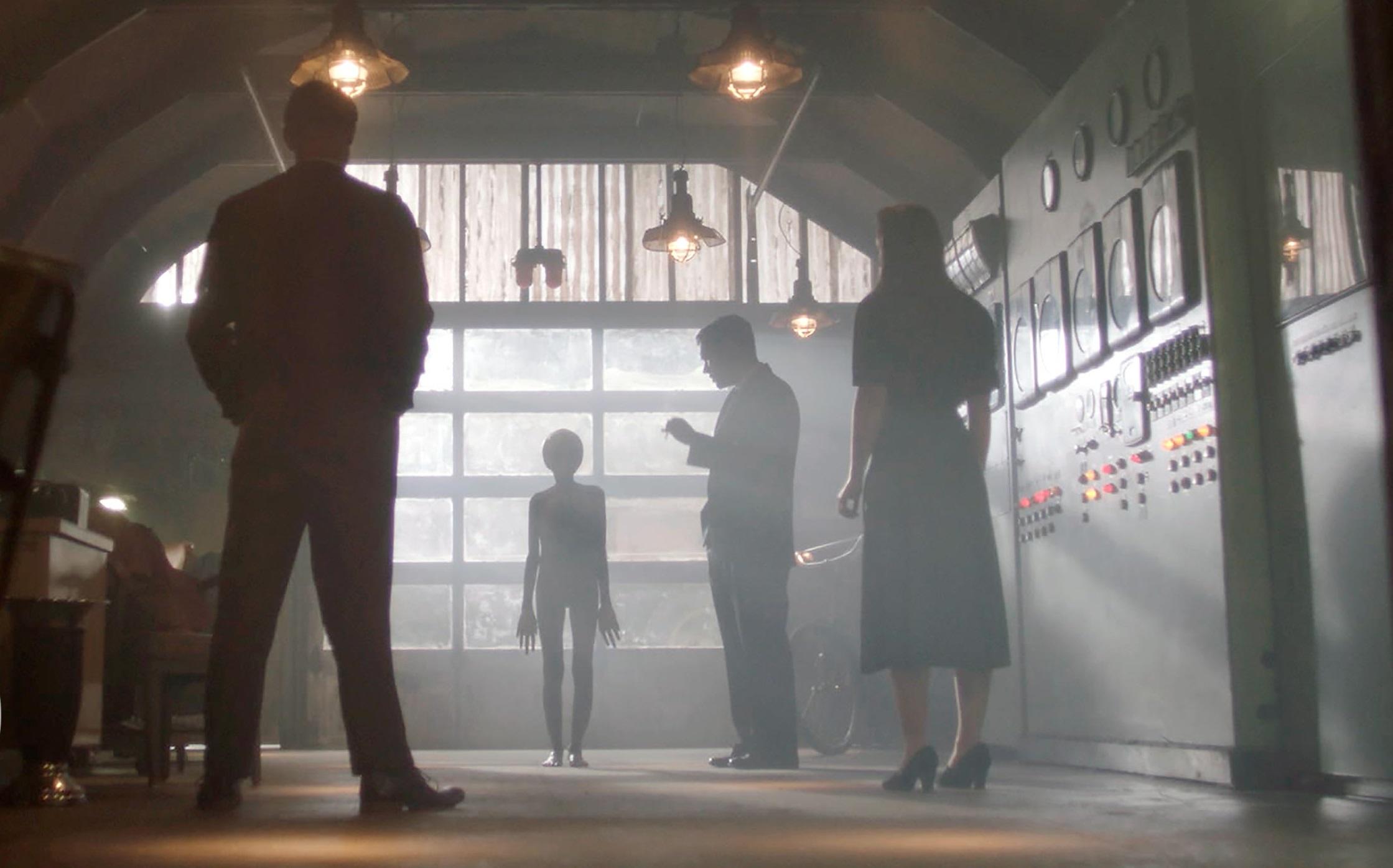 """Първи кадри от сезон 11 на """"Досиетата Х"""""""