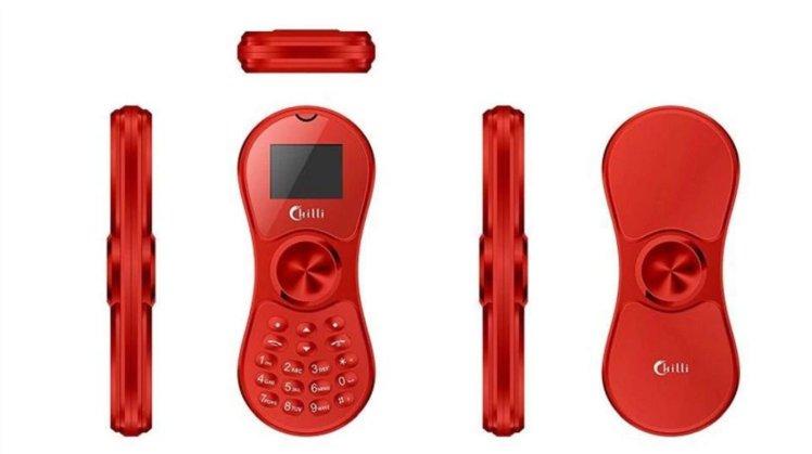Пуснаха на безценица първия смартфон под формата на спинър