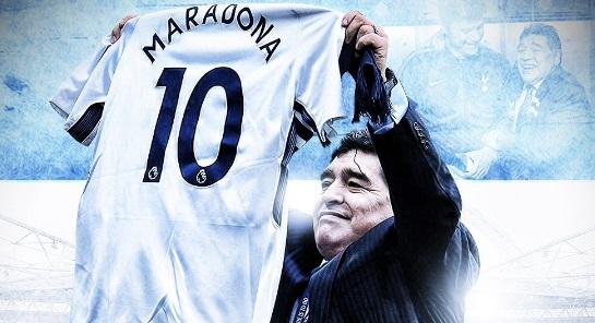 Дрога и тайни или последният мач на Марадона