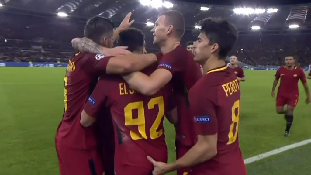 """Футболист на """"Рома"""" отпразнува гол в стил Кирячето"""