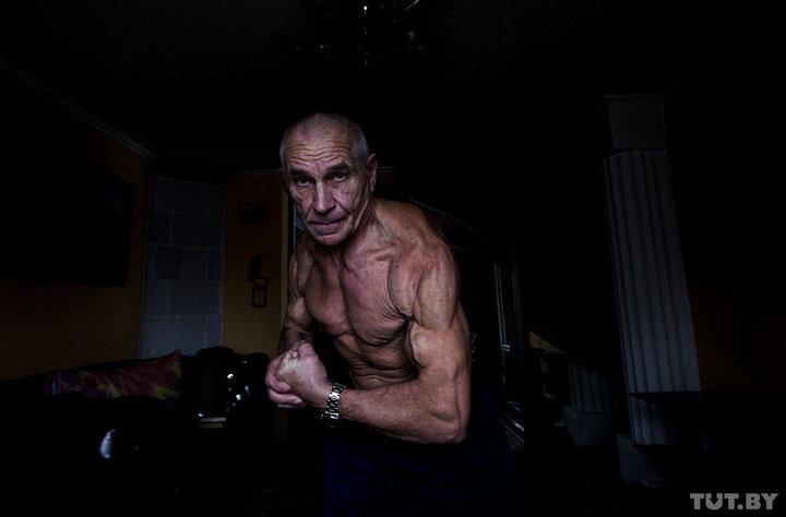Като остареем, искаме да бъдем като Виктор Фросински (СНИМКИ)