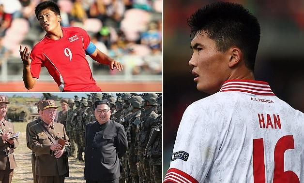"""""""Ювентус"""" иска играч, който дава част от заплатата си на Ким Чен Ун"""
