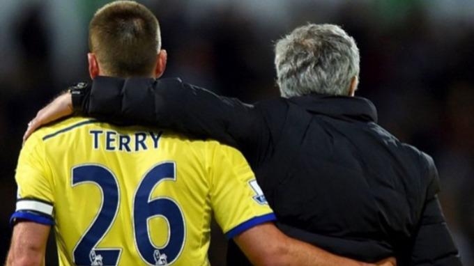 Джон Тери: След Жозе Моуриньо гледам на футбола по друг начин