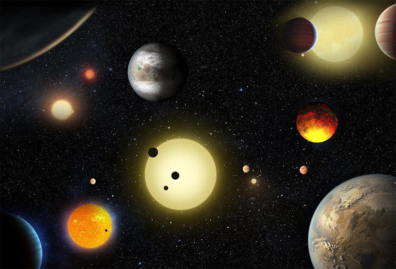 Откриха по погрешка 95 нови планети. На една от тях годината е 10 дни