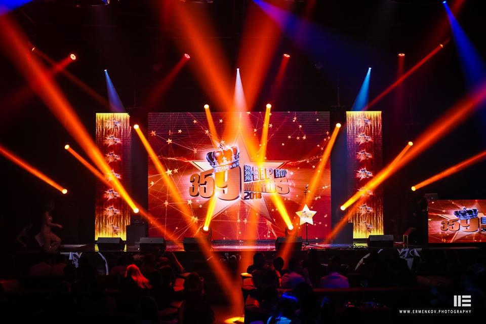 Пълен запис на шестите 359 Hip Hop Awards