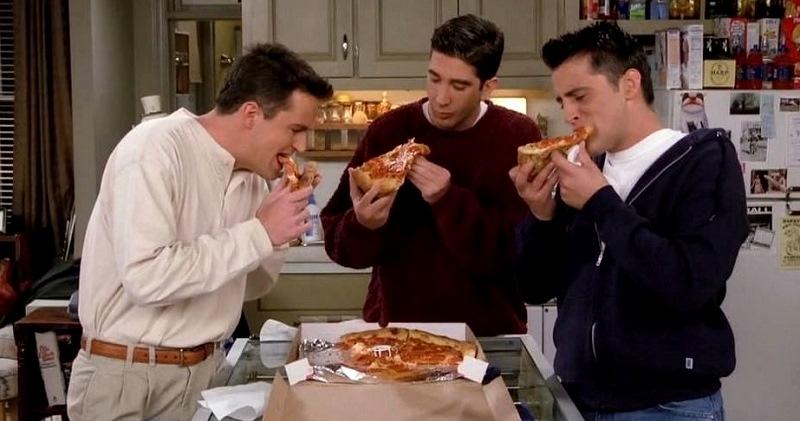 Изненада: Пицата е най-здравословната закуска