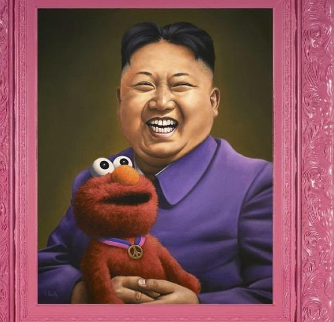 Ако политиците и диктаторите бяха джендъри (СНИМКИ)