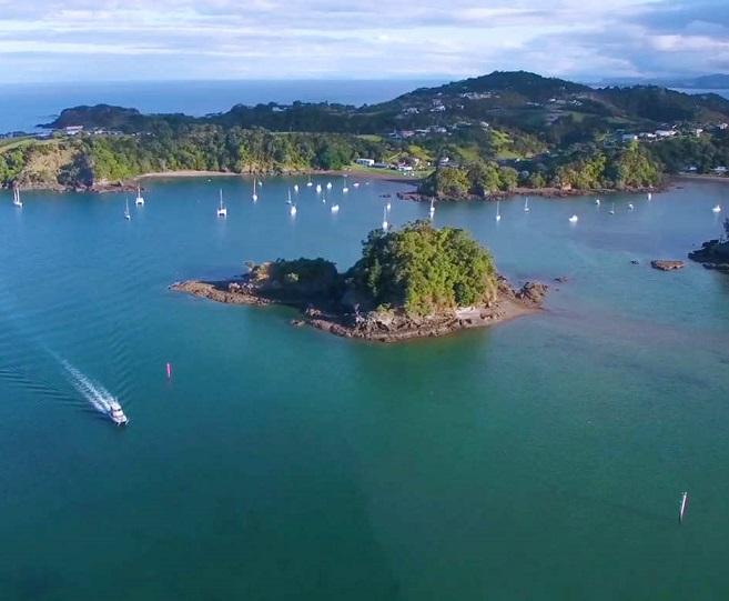 Островът-курорт, на който е забранен достъпът за мъже