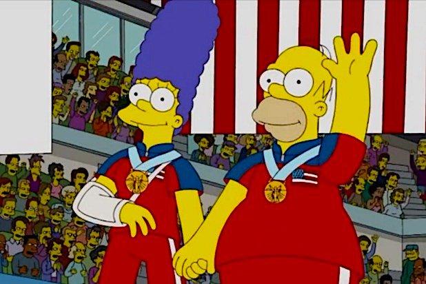 """""""Семейство Симпсън"""" с ново пророчевство, този път за Пьонгчанг"""