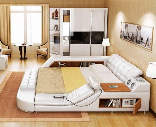 Леглото, с което ставането сутрин ще бъде още по-трудно