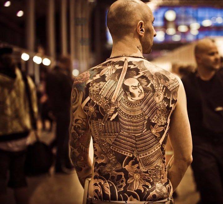 Световното по татуиране – 420 артисти от 40 страни