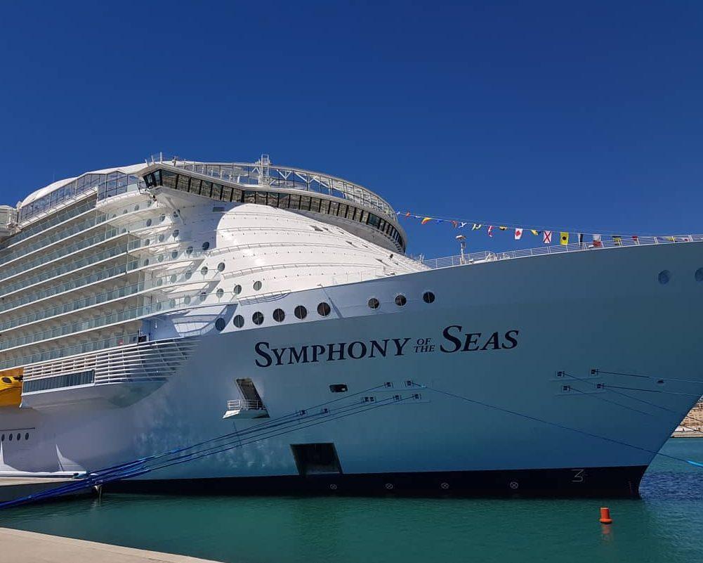Добре дошъл на борда на най-големия круиз в света