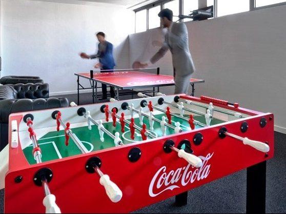 Какво е да работиш в офиса на Coca-Cola в Шанхай