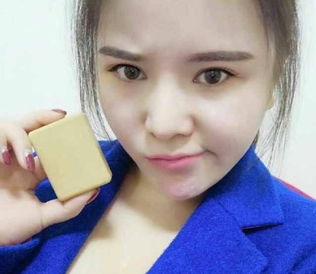 Момиче изпрати на бившия сапун от собствената си мазнина