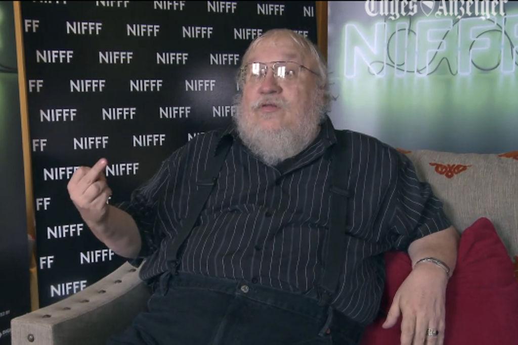 """Джордж Р. Р. Мартин: Сериалът по """"Игра на тронове"""" не ми се отрази добре"""