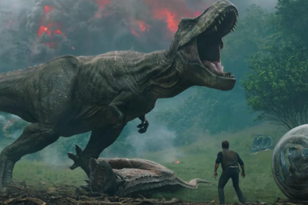 Навиват Мъск да направи истински Jurassic Park, той хареса идеята