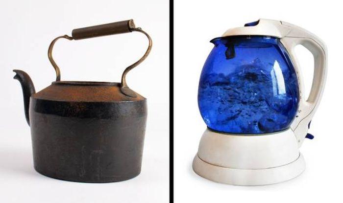 Еволюцията на предметите през годините