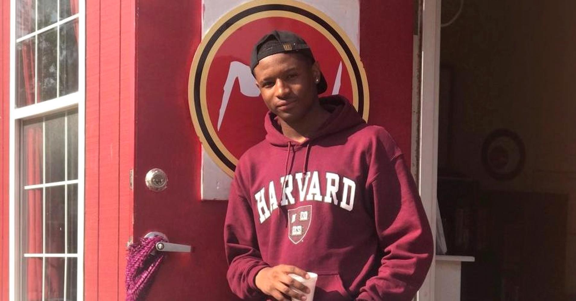 Бездомното момче, което стигна до Харвард