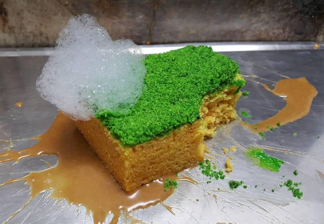 Чърчил създава десертите, които няма да искаш да изядеш (СНИМКИ)