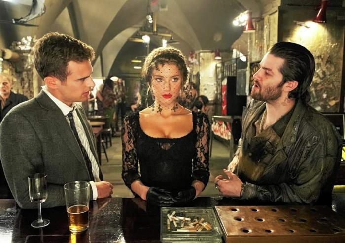 """Много горещи сцени с Амбър Хърд в трейлъра на """"London Fields"""" (ВИДЕО)"""