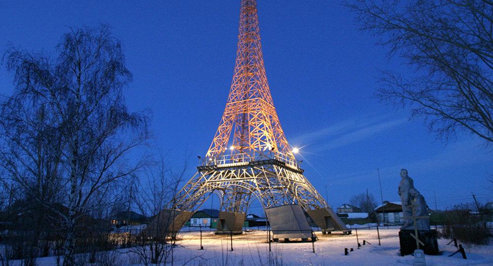 Добре дошъл в руското село Париж