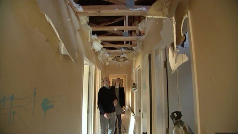Най-лошият наемател нанесе щети от 200 хиляди долара на апартамент за 3 седмици