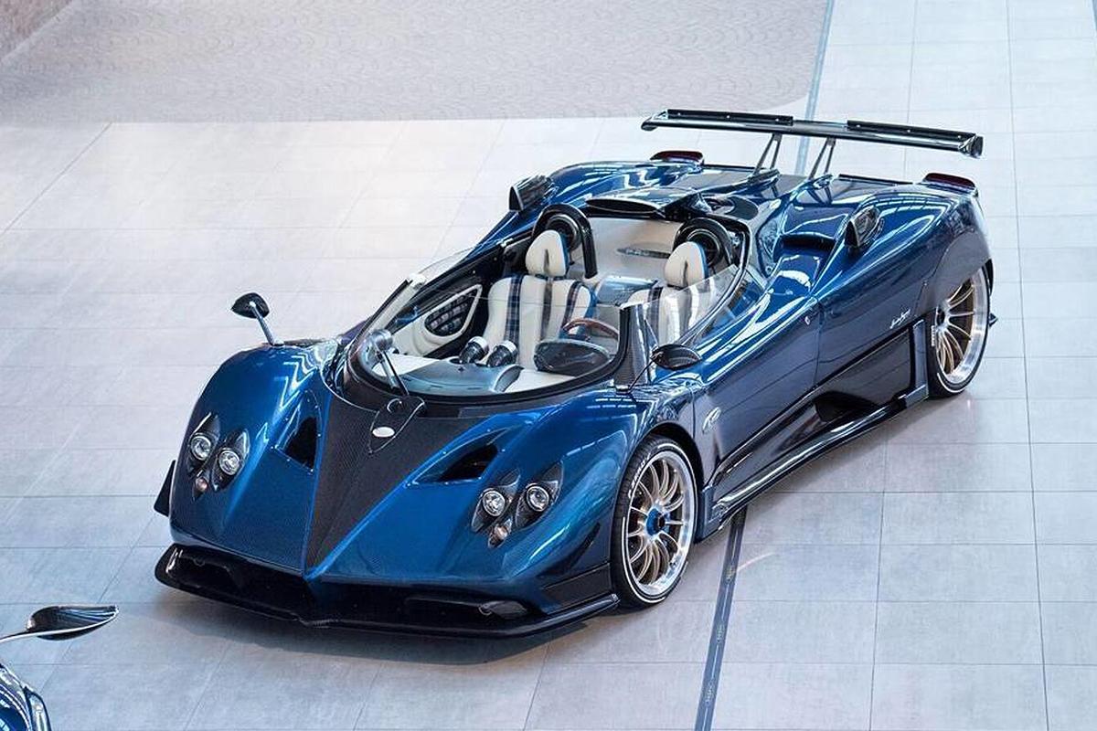 Най-скъпата кола в света струва колкото 21 777 москвича