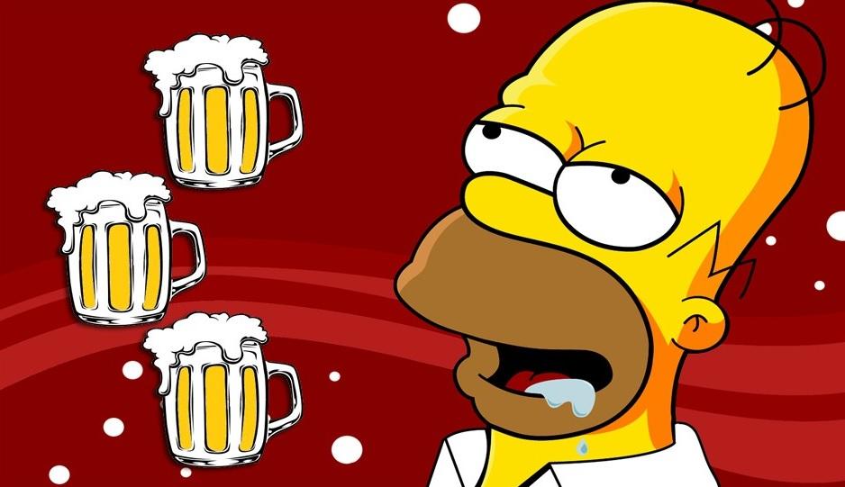 Щастието идва с първата глътка бира