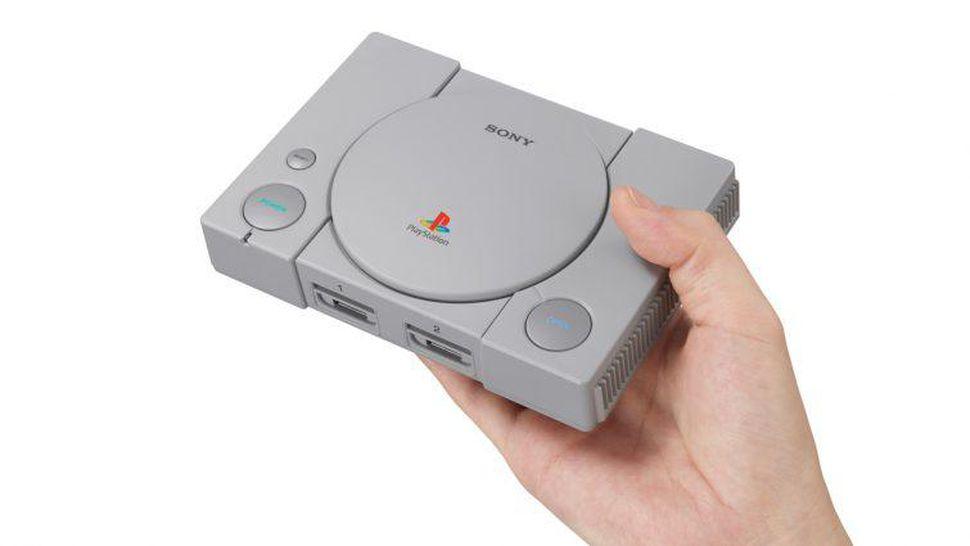 Sony пуска PlayStation Classic с ретро игри (ВИДЕО)